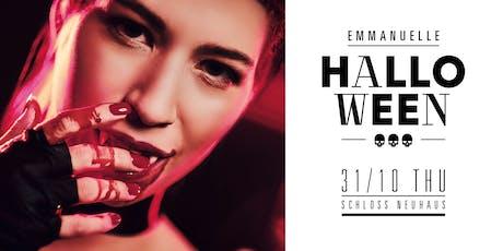 Halloween Emmanuelle Tickets