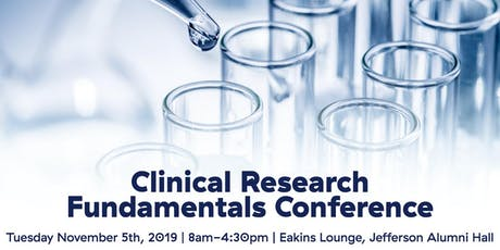 Clinical Research Fundamentals Conference tickets