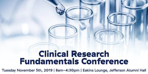 Clinical Research Fundamentals Conference