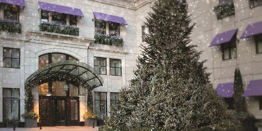 Waldorf Astoria Chicago Holiday Tree Lighting