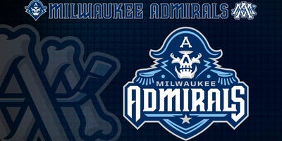 Milwaukee Admirals 2019-20 season USO      Promotion Page