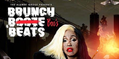 Brunch, Boo's & Beats - Halloween Bottomless Brunch & Day Party tickets