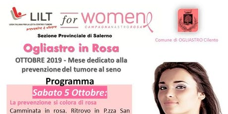 Screening nevoscopico gratuito  (per il melanoma) - Ogliastro in Rosa biglietti