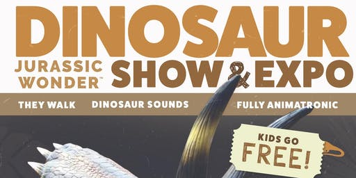 Jurassic Wonder Dinosaur Show/ Expo