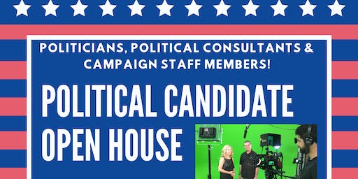Political Candidate Open House
