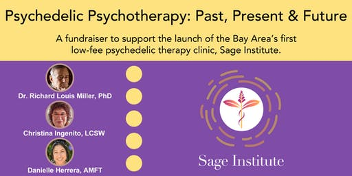 Psychedelic Psychotherapy: Past, Present & Future