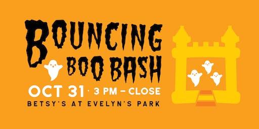 Bouncing Boo Bash at Betsy's at Evelyn's Park