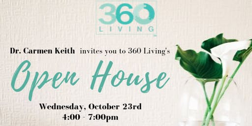 360 Living Open House