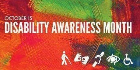 Book Launch & Disability Panel Discussion tickets