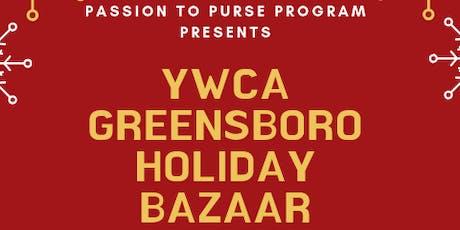 YWCA Greensboro Holiday Bazaar tickets
