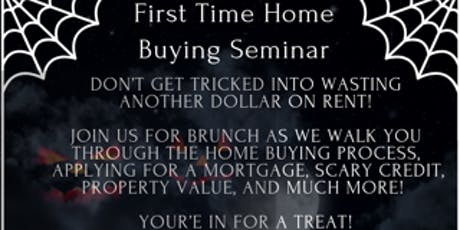 Halloween & First Time Home Buying Seminar tickets