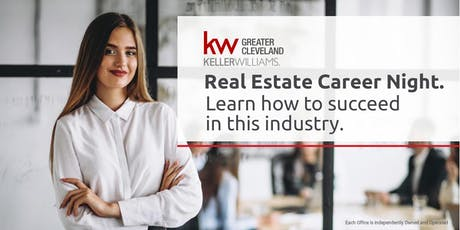 Real Estate Career Night!!  tickets