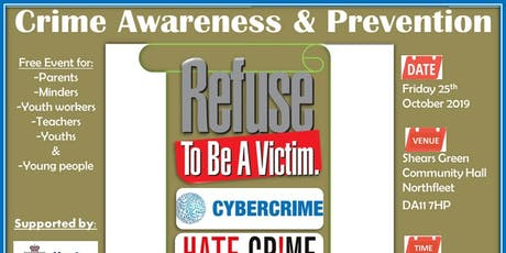 CRIME AWARENESS  & PREVENTION COMMUNITY MEETING tickets