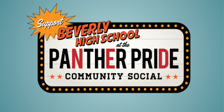 Panther Pride Community Social tickets