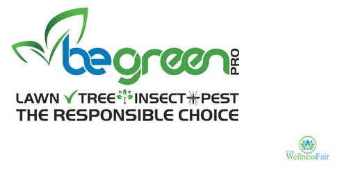 Join Be Green Pro LLC at The Wellness Fair