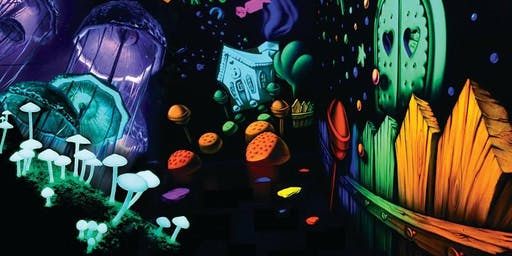 The Psychedelic Funhouse Rave // London NYE