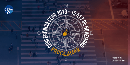 CONFERÊNCIA CEPA 2019 - PROCLAMAR
