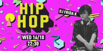 Hip Hop Night - The Yellow Bar