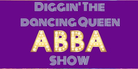 Charity night  featuring Diggin' The Dancing Queen ABBA Show tickets