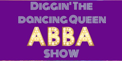 Charity night  featuring Diggin' The Dancing Queen ABBA Show