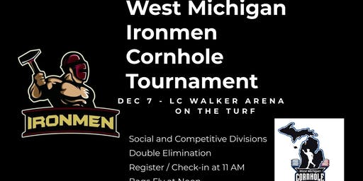 West Michigan Ironmen Cornhole Tournament