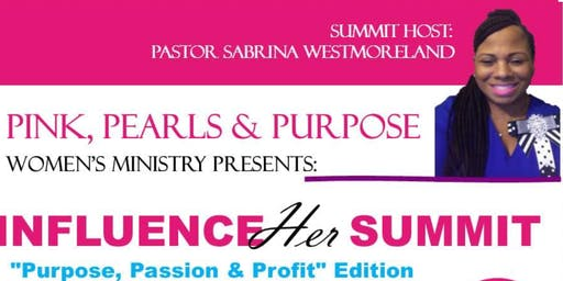 InfluenceHer Summit