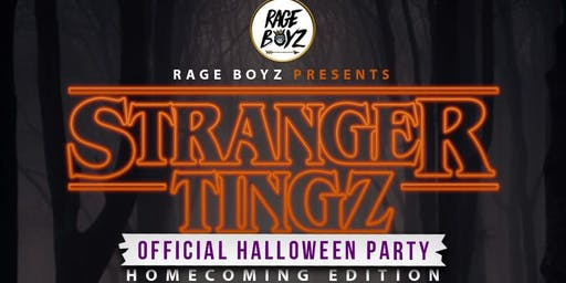STRANGER TINGZ: HALLOWEEN/HOMECOMING EDITION