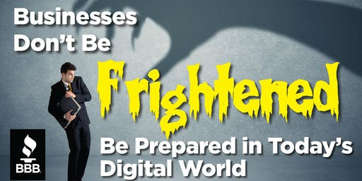 BBB Cybersecurity Seminar: Protecting Your Business's Digital Identity