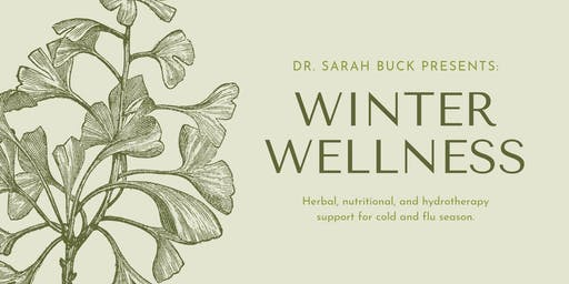 Winter Wellness with Dr. Buck