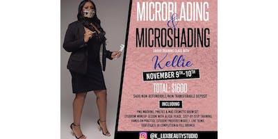 Microblading & Microshading Group Training