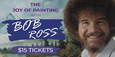 Concordi'ART x The Joy of Painting with Bob Ross tickets