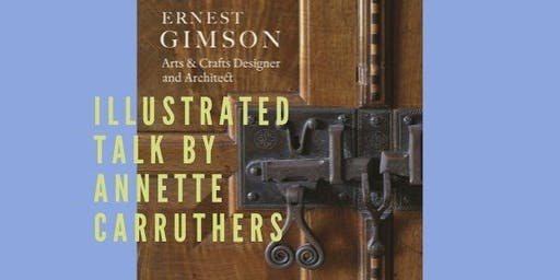 Ernest Gimson, Arts & Crafts designer and architect