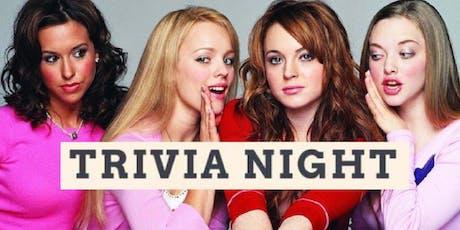Mean Girls Trivia at Guac y Margys tickets