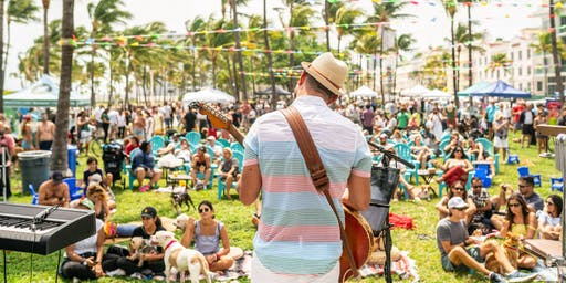 Beachside BBQ | Soul, Funk, & Good Times
