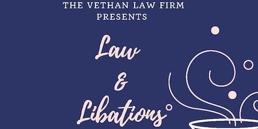 Law & Libations Happy Hour