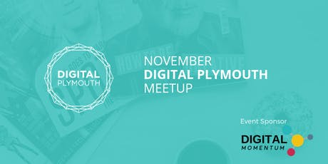 Digital Plymouth Meetup tickets