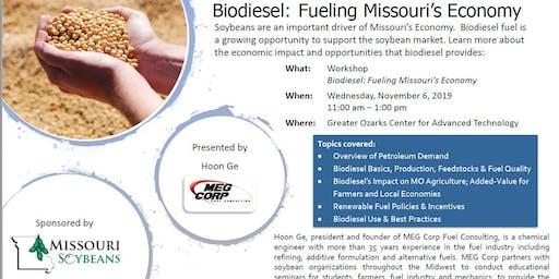 Biodiesel: Fueling Missouri's Economy