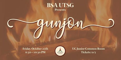 Gunjon: BSA's Acoustic Night 2019 tickets
