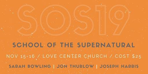 School of the Supernatural (Worship & Creativity)