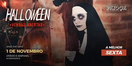 Halloween Paioça do Caboclo ingressos