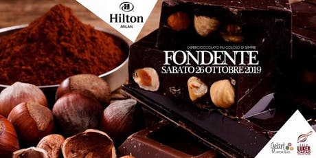 CIOCCOLATO FONDENTE PARTY @ HOTEL HILTON | LISTA CUGINI +393382724181 biglietti