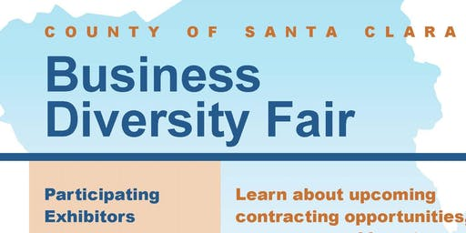 County of Santa Clara Business Diversity Fair