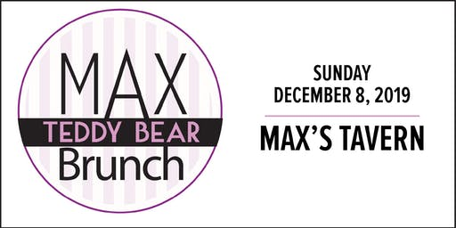 Max's Tavern - 10th Annual Teddy Bear Brunch