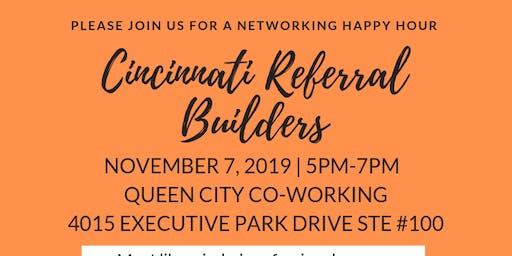 Cincinnati Referral Builders Networking Happy Hour