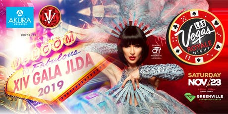 "Jaramillo's & Vachys Associates present: 14th Gala JLDA ""Las Vegas Royale tickets"