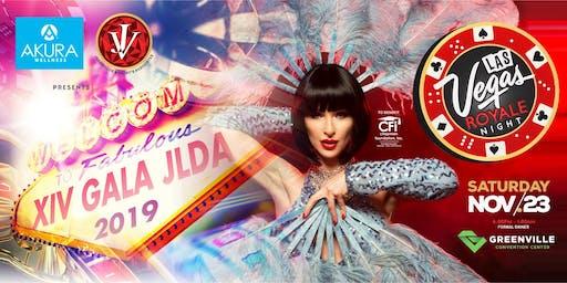 "Jaramillo's & Vachys Associates present: 14th Gala JLDA ""Las Vegas Royale"