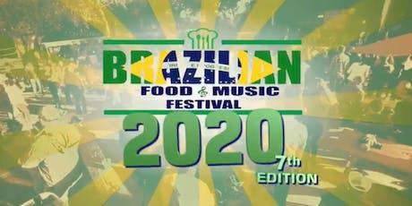 Brazilian Food & Music Festival 2020 tickets
