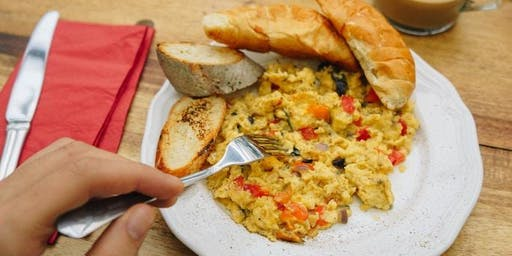 Great Cook - Yam and eggs