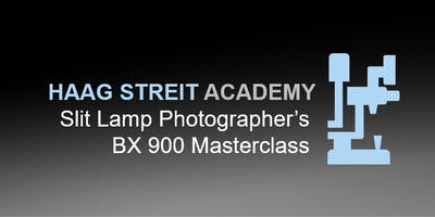 HS-UK Slit Lamp Photographer's BX900 Masterclass