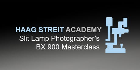 HS-UK Slit Lamp Photographer's BX900 Masterclass tickets